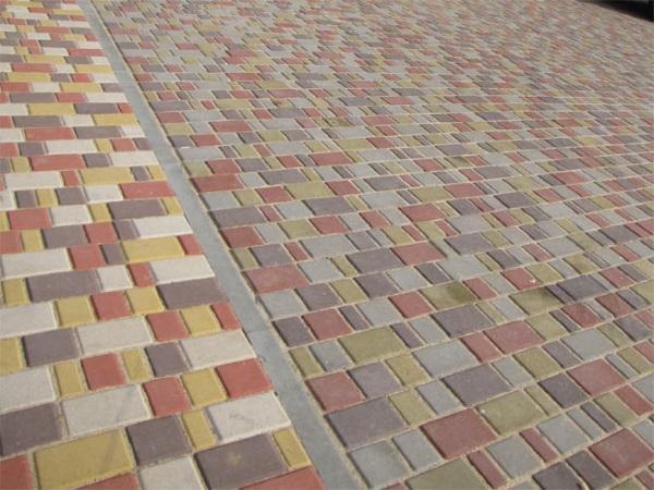 расценки на бордюры из плитки